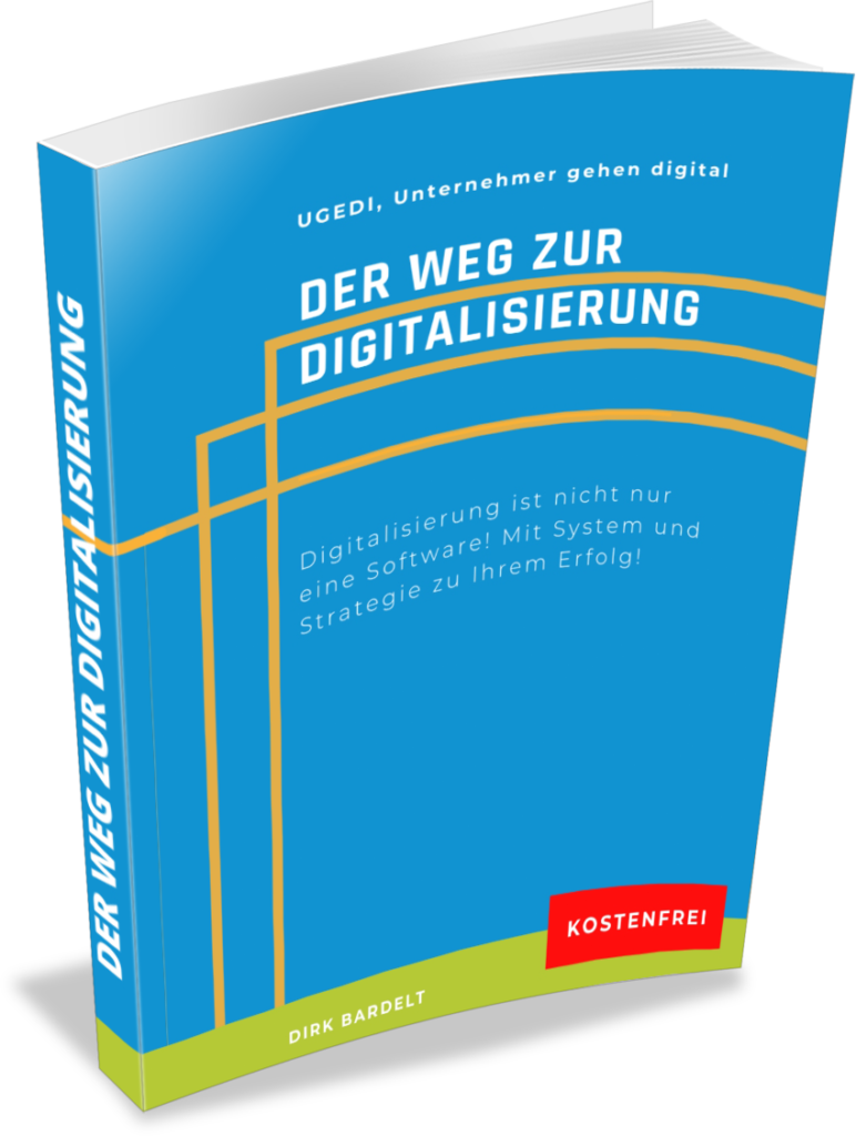 Buch-Cover Der Weg zur Digitalisierung