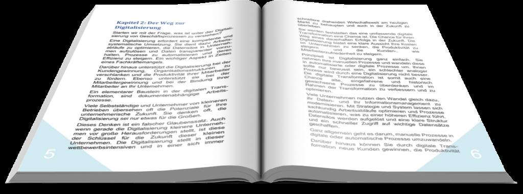 eBook Der Weg zur Digitalisierung,Innennsicht